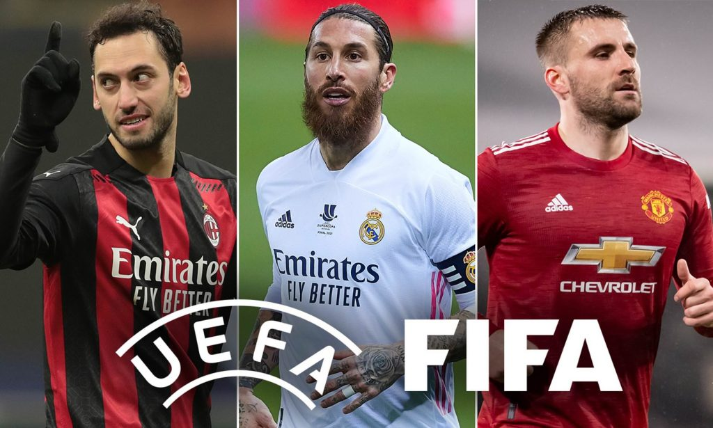 The European Super League of 12 Big Teams Will Hit FIFA 22 Badly