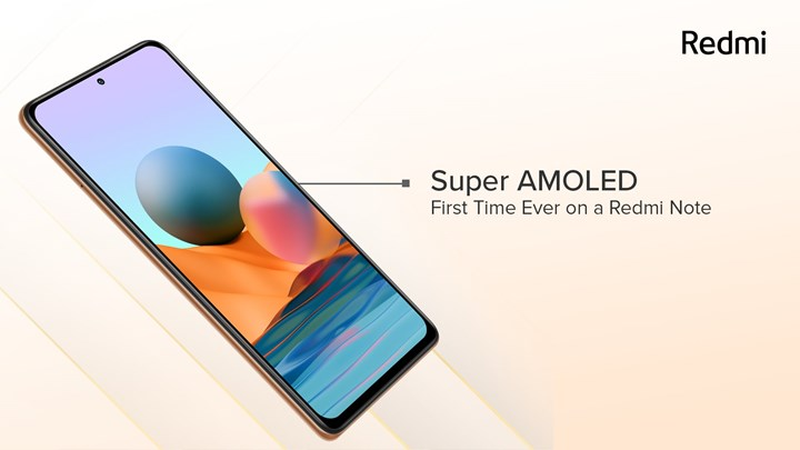 The Redmi Note 10 series has revealed annoying screen problems 1