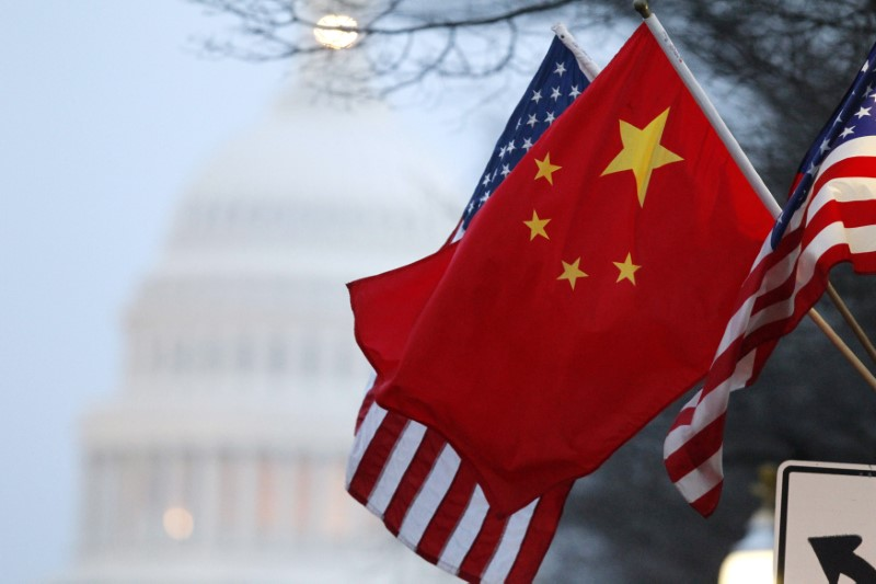 The U.S. lifts ban on Chinese students and academics entering country