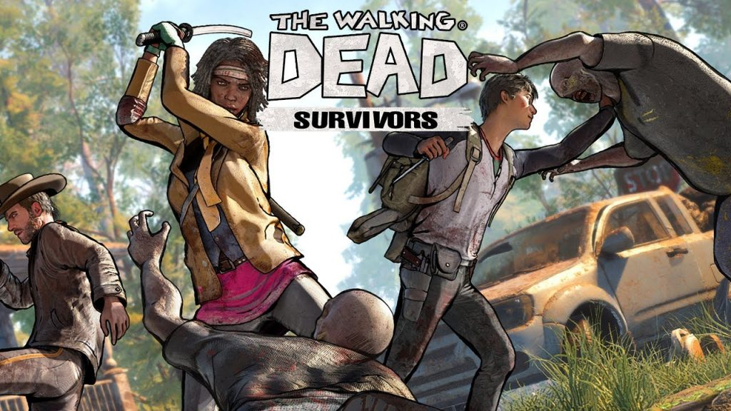 The Walking Dead mobile game is coming Heres the date 1