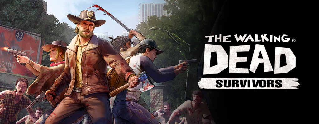 The Walking Dead mobile game is coming Heres the date