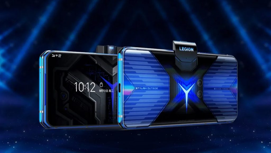 The ambitious gaming phone Lenovo Legion 2 Pro was introduced
