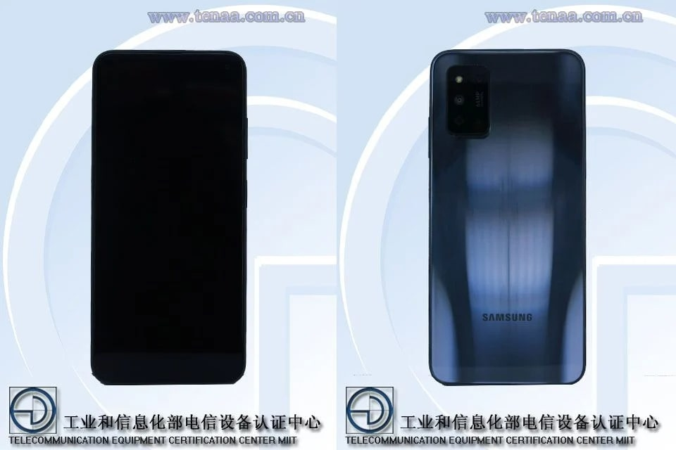 The design and features of the Galaxy F52 5G have been revealed 1