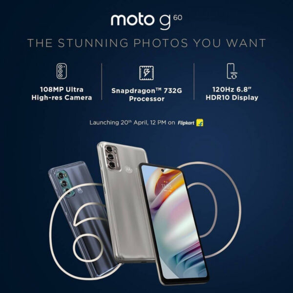 The features of the Moto G60 and G40 Fusion have been revealed 1