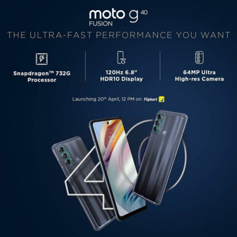 The features of the Moto G60 and G40 Fusion have been revealed 2