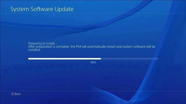 The first major update of ps5 and the new update of PS4 have been released