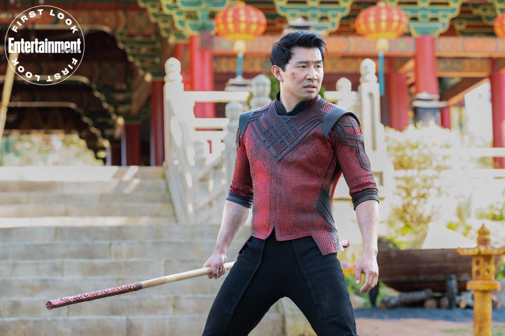 The first video and images of the new Marvel movie Shang Chi and the Legend of the Ten Rings shared 1