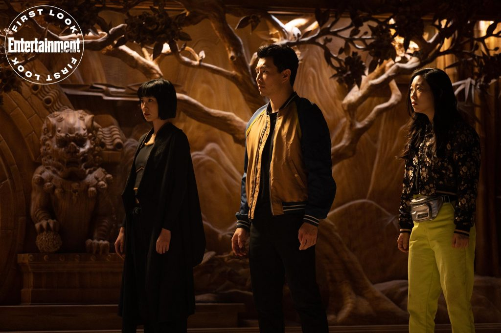 The first video and images of the new Marvel movie Shang Chi and the Legend of the Ten Rings shared 2
