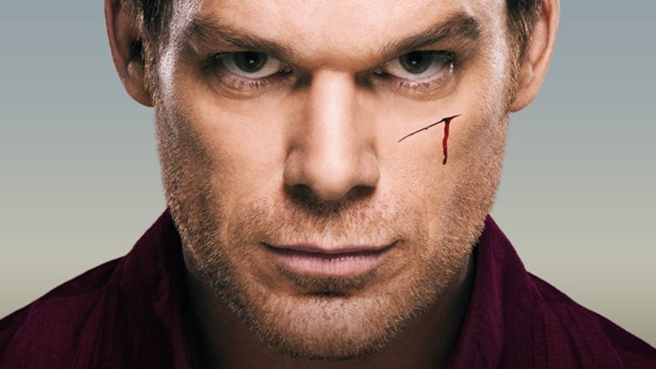 The first video from Dexter who has returned to screens with the last season was posted