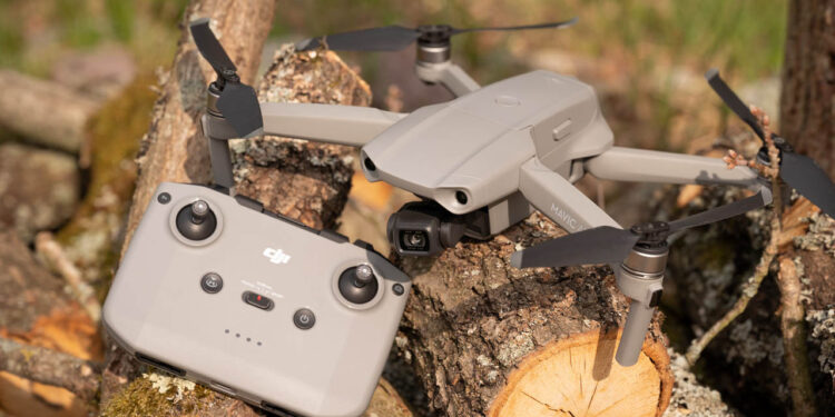The new Drone DJI Air 2S will surprise you with its camera