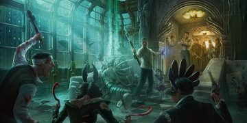 The new game from the beloved game series BioShock looks like it will be the open world