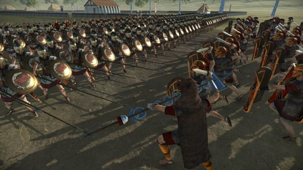 Total War Rome Remastereds system requirements revealed