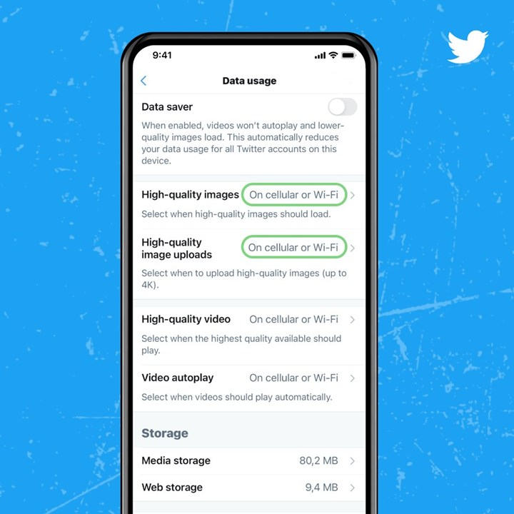 Twitter now allows uploading images in 4K on Android and iOS 1