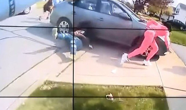 US police violence 16 year old black girl killed
