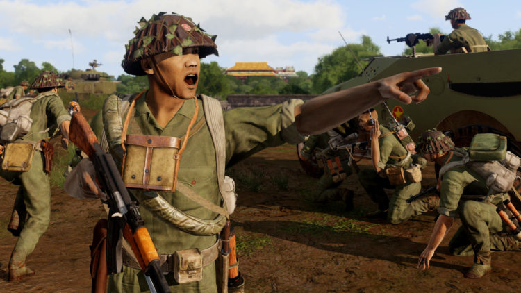 Vietnam DLC coming for ARMA 3