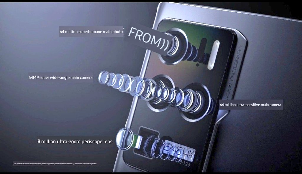 ZTE Axon 30 Ultra camera features leaked 1
