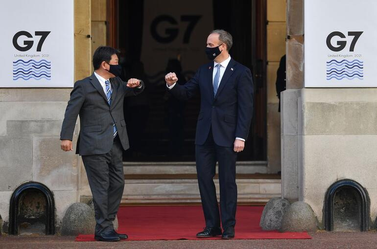 2 members of The Indian delegation who attended the G7 meeting tested positive for Covid 19 1