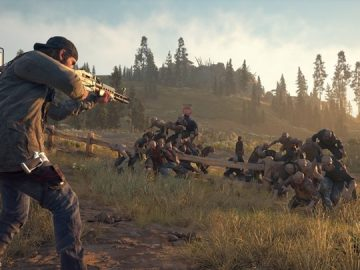 4K 60FPS gameplay video shared from the PC version of Days Gone