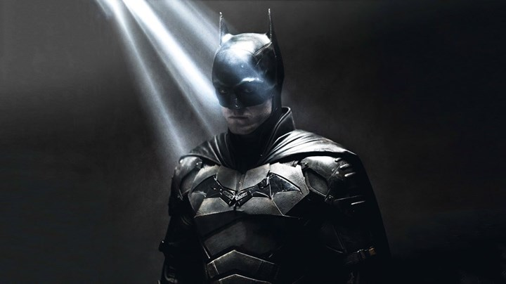 A new image featuring Batman from The Batman movie was shared 1