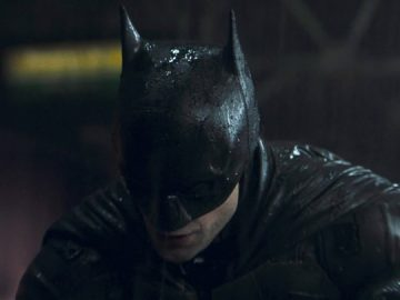 A new image featuring Batman from The Batman movie was shared