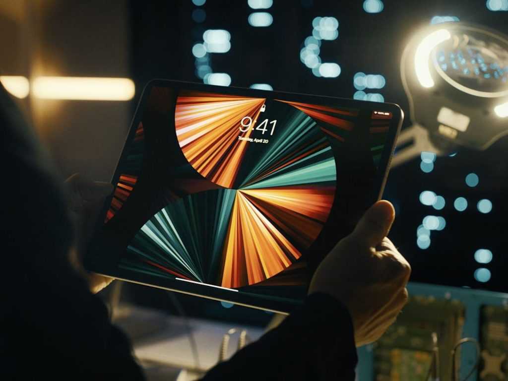 A surprising result from the new iPad Pro with an M1 processor 2
