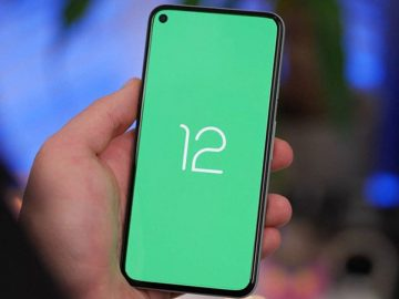 Android 12 leaked Built in theme surprise
