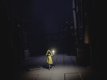 Another surprise from Steam The beloved game Little Nightmares is free