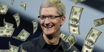 Apple announces that it will award 410 million dollars