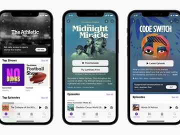 Apple postpones launch of Podcasts subscriptions and channels