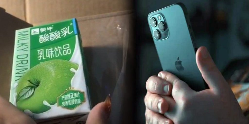 Bad surprise for woman who ordered iPhone 12 Pro Max