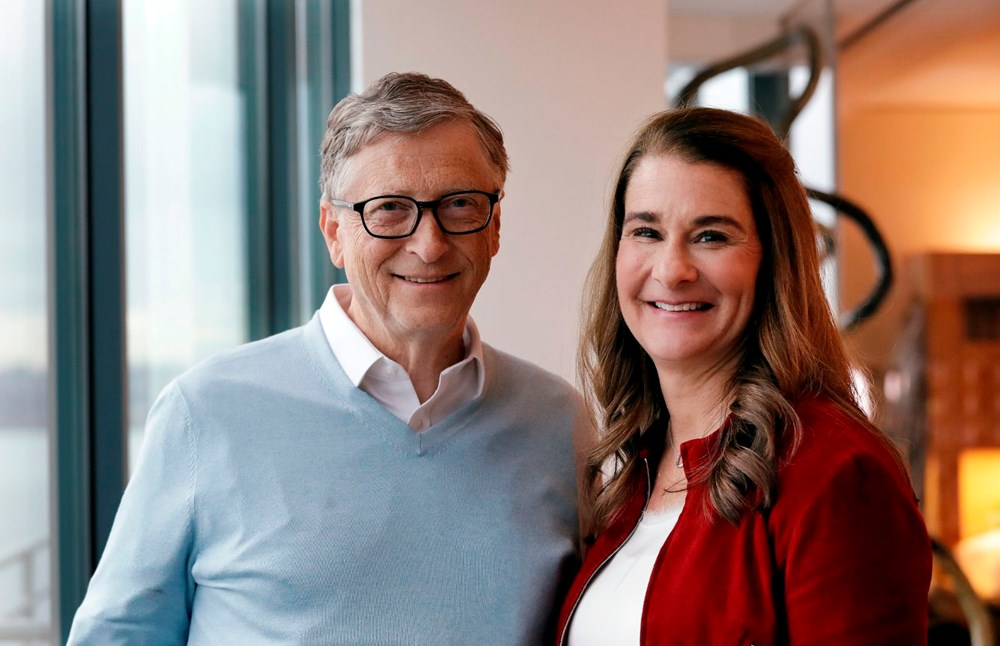 Bill Gates told the golf club Our marriage was loveless 1