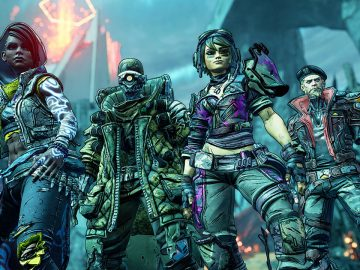 Borderlands statement from Gearbox CEO