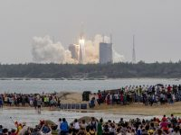 Chinas rocket into space is out of control It could land anywhere