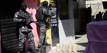 Clash during drug operation in Brazil 25 killed