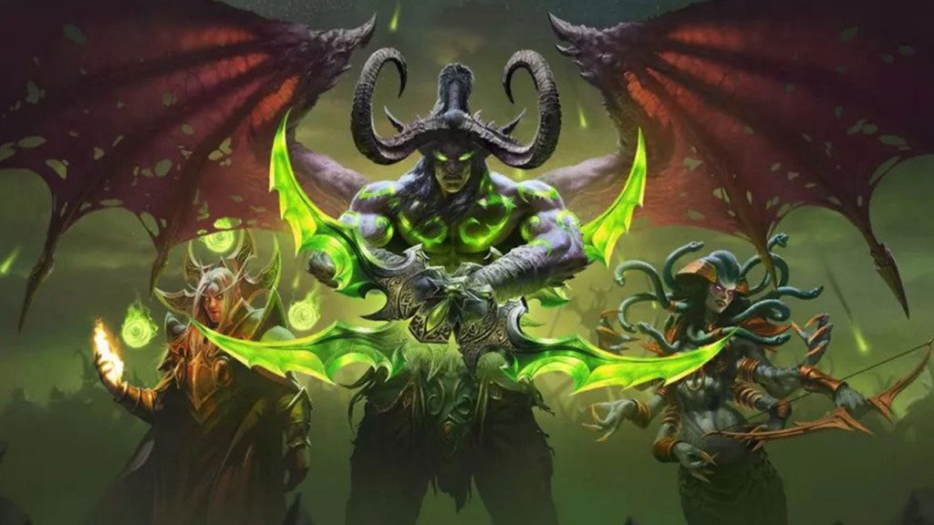 Date of new Warcraft expansion may have been leaked