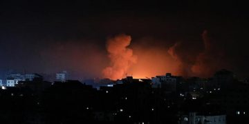Death toll from Israeli attacks rises to 174
