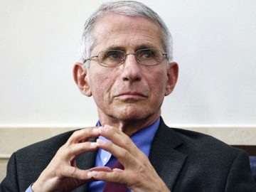 Dr. Fauci The theory that Covid 19 may have leaked from the laboratory is not far off