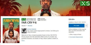 Far Cry 6 System Requirements