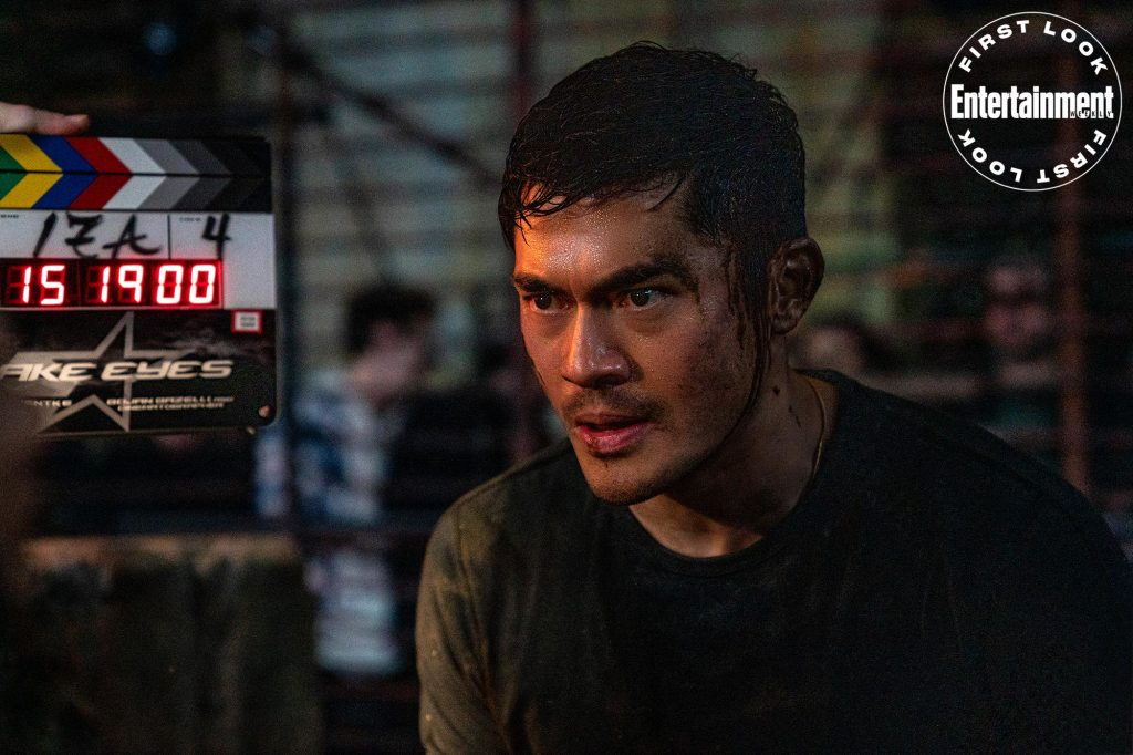 First images from Snake Eyes shared 2