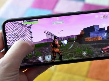 Fortnite Returns to iPhones but Not Through the App Store