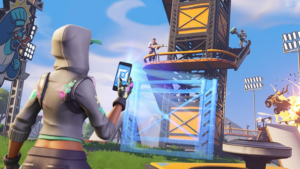 Fortnite blown lips with two years of earnings 1