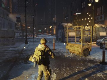 Free Division gameplay video leaked