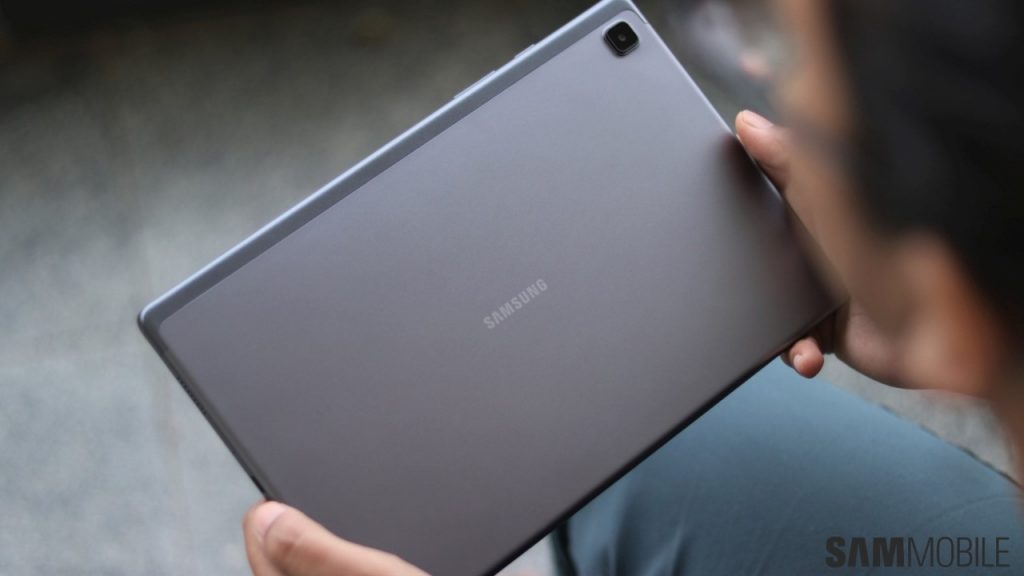 Galaxy Tab A7 Lite spotted on Google Play Console