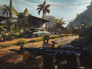 Gameplay video from Far Cry 6 shared and the release date announced