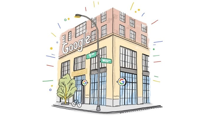 Google opens its first physical retail store Google Store is coming 1
