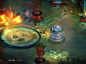 Hades one of the best games of 2020 is coming to PlayStation 4