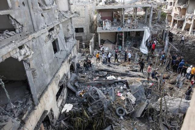 He continues his brutal Israeli attacks Photos from the area are horrific 1