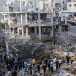 He continues his brutal Israeli attacks Photos from the area are horrific
