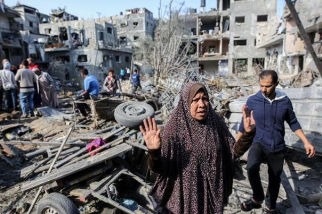 He continues his brutal Israeli attacks Photos from the area are horrific 2