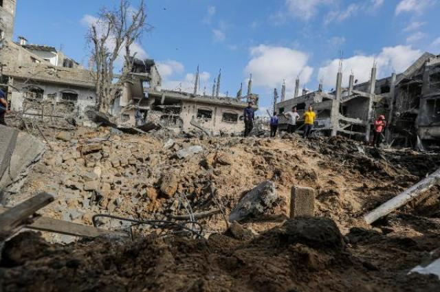 He continues his brutal Israeli attacks Photos from the area are horrific 6